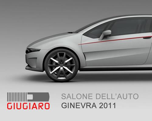 salone dell'auto motorshow ginevra 2011 italdesign giugiaro